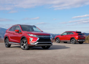 Good Design Awards - Mitsubishi Eclipse Cross