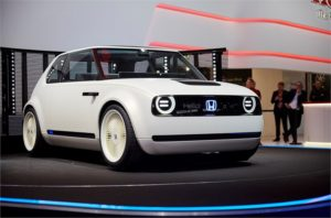coche eléctrico Honda commits to electrified technology for every new model launched in Europe
