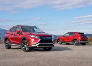 Good Design Awards - Mitsubishi Eclipse Cross