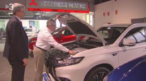 Mitsubishi Catalunya explica en TV3 el auge de los híbridos enchufables