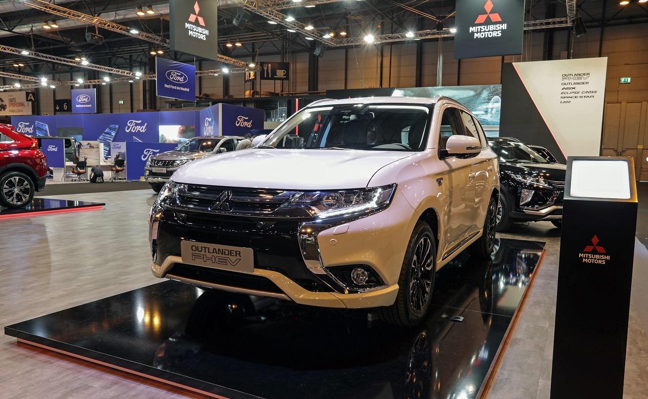Mitsubishi Clever Option - Outlander PHEV