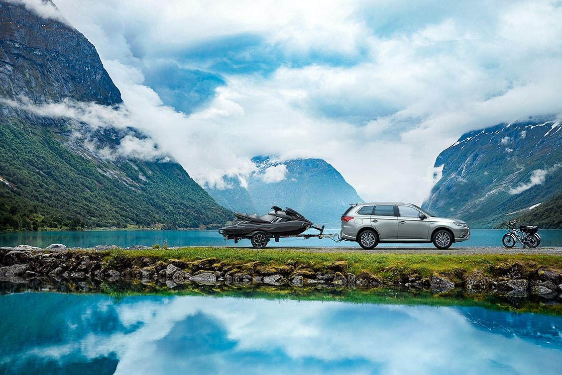 Novedades del Mitsubishi Outlander PHEV 2019