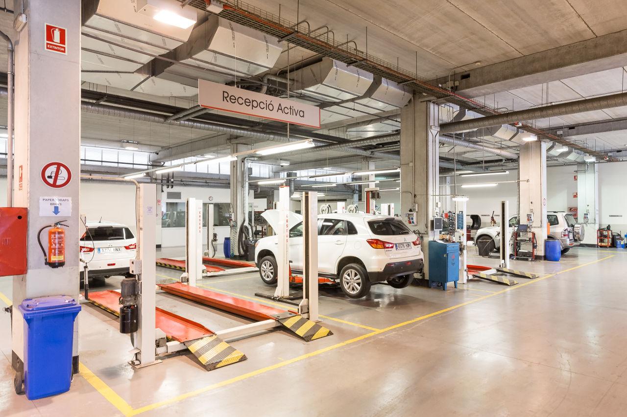 Mitsubishi Catalunya - Digitalización de la post-venta