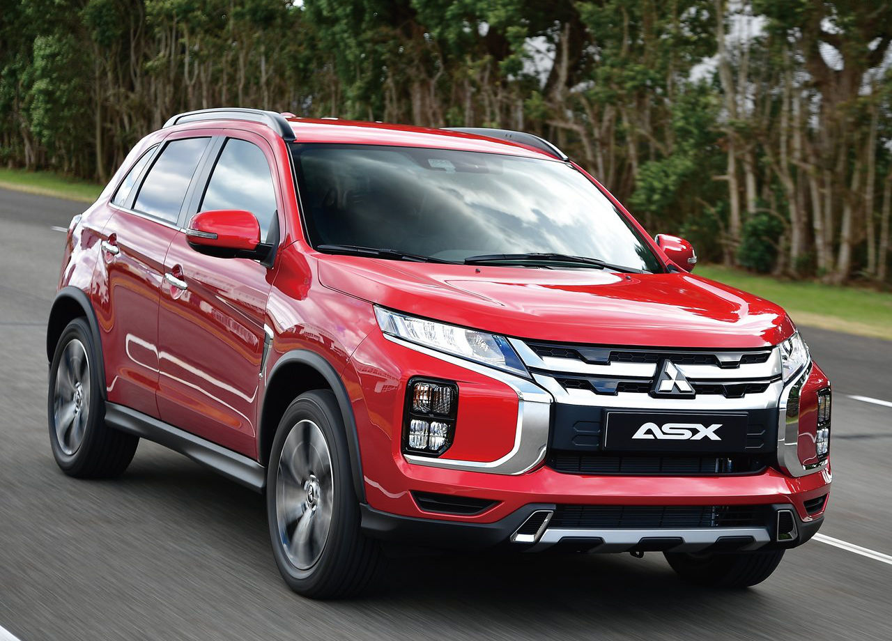 Ya está a la venta el nuevo Mitsubishi ASX 2020