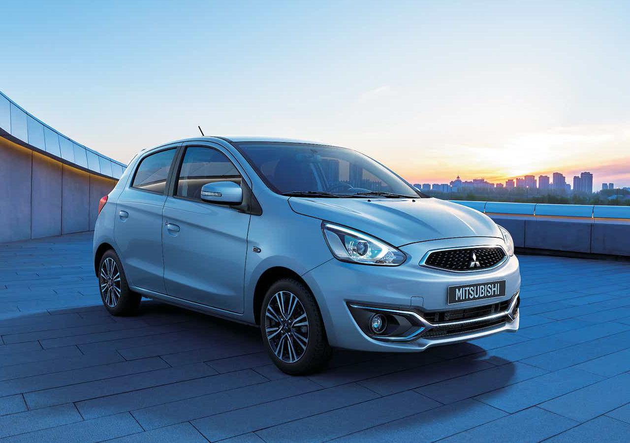 Aprovecha las últimas unidades en oferta del Mitsubishi Space Star