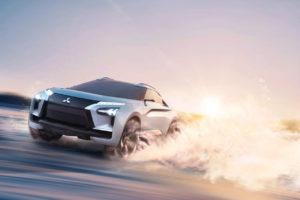 Los concept cars de Mitsubishi, un vistazo al futuro