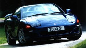 Mitsubishi 3000 GT: el ultratecnológico deportivo clásico japonés