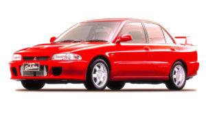 Tres curiosidades del Mitsubishi Lancer Evo que quizás no sabías
