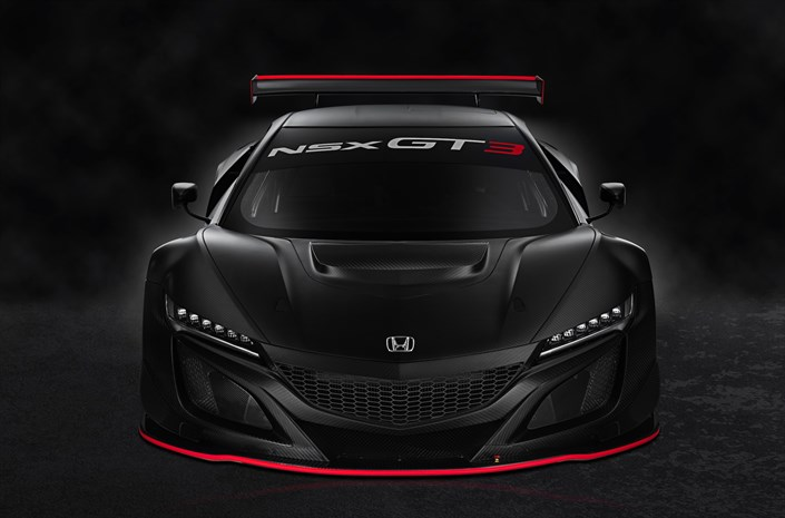 Honda launches global NSX GT3 customer racing programme
