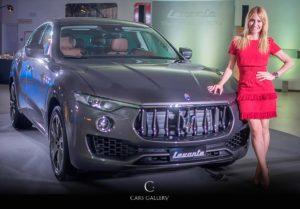 Presentación del nuevo Maserati Levante