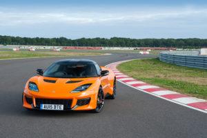 Prueba Lotus Evora 400
