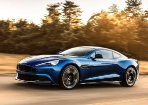 Aston Martin Vanquish S, el súmmum del Gran Turismo