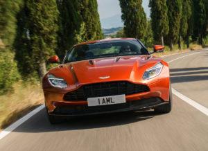 La excepcional mecánica del nuevo Aston Martin DB11