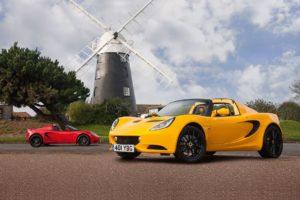 Lotus Elise, un deportivo único por menos de 45.000€