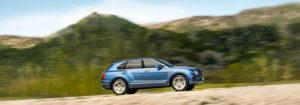 Bentley Bentayga: El SUV más rápido y lujoso del mundo