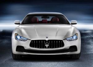 Lujo y deportividad en el interior del Maserati Ghibli