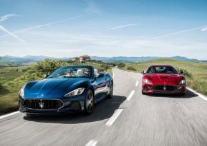 Descubrimos los nuevos Maserati GranTurismo y Maserati GranCabrio