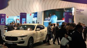 Maserati en el Mobile World Congress 2018