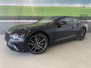La ocasión del mes: Bentley Continental W12 GT Speed 635