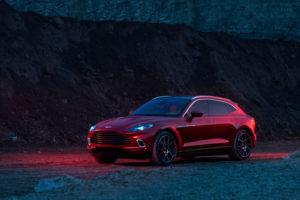 Aston Martin DBX: el primer SUV de Aston Martin