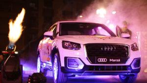 Presentación Nuevo Audi Q2