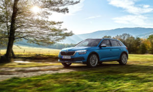 Skoda Kamiq Scoutline: el nuevo SUV urbano con atractivo aventurero