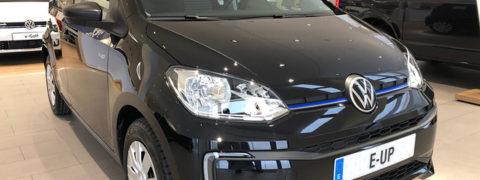 Nuevo Volkswagen e-up! en concesionarios Marzá: el eléctrico más urbano