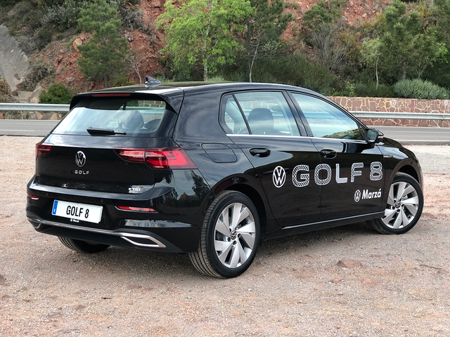 Nuevo Golf 8 Volkswagen Marzá Castellón