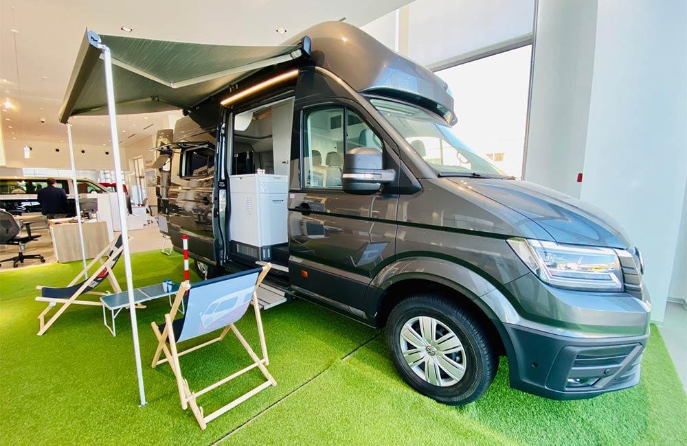 Qué puedes hacer con la nueva Volkswagen Grand California