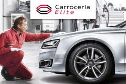 Audi Carrocería Élite. Un compromiso de calidad