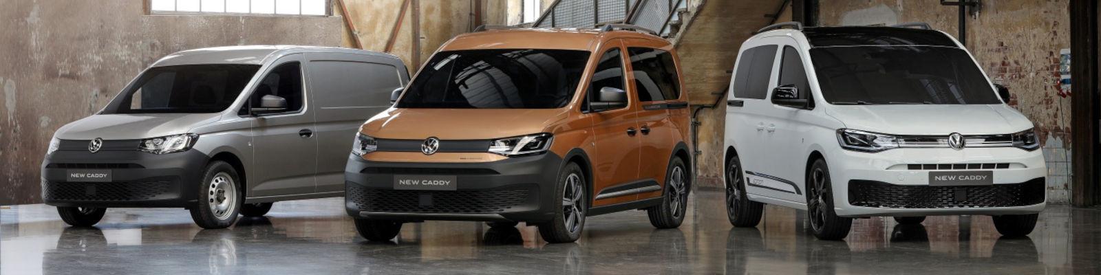 Nuevo Caddy 5