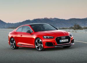 Llega a nuestro país el esperado Audi RS 5 Coupé