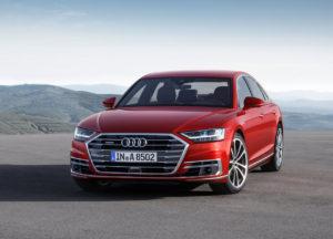 Audi A8, nueva generación a la vanguardia de la tecnología
