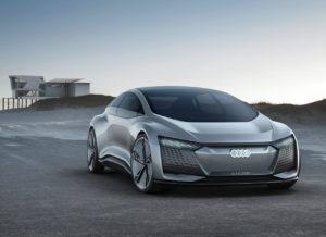 Novedades de Audi en el Salón de Frankfurt 2017