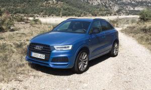 Audi Q3 Black line edition: bienvenido a la Generación Q