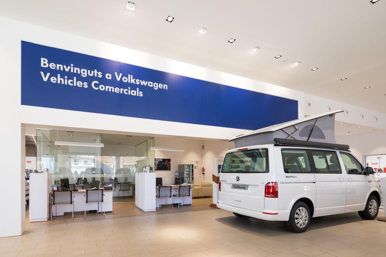 Motorsol Volkswagen Vehículos Comerciales - Digitalización de la post-venta