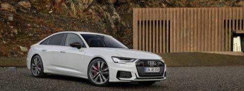 Audi A6 55 TFSIe quattro, la nueva berlina híbrida enchufable