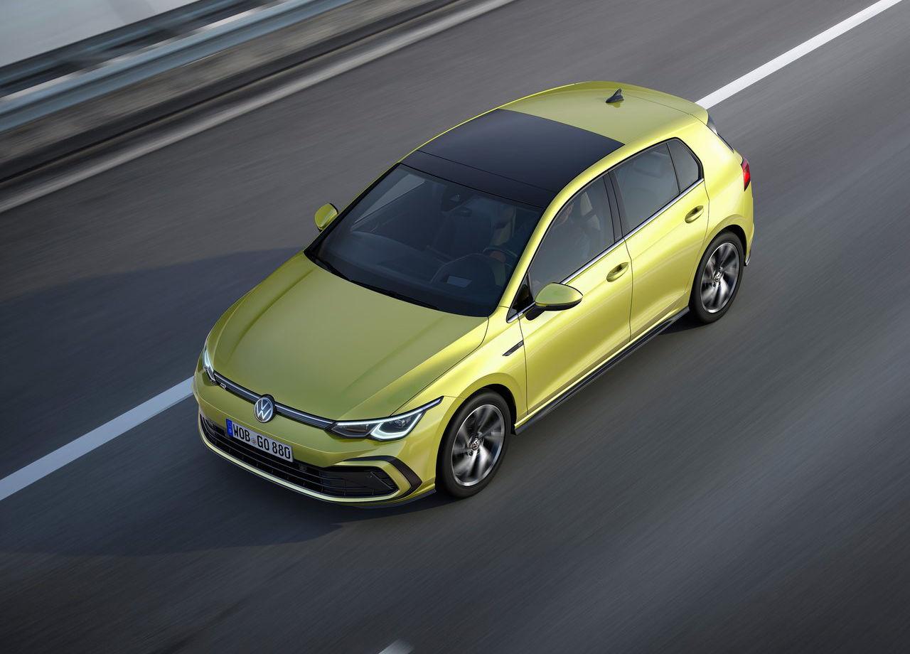 El nuevo Volkswagen Golf ya está disponible con motor diésel