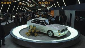 Estamos de aniversario: ¡se celebran 40 años de la tracción quattro!