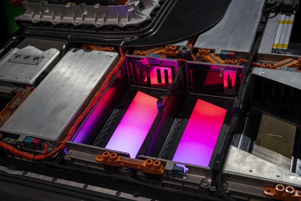 Recarga de alto rendimiento en los Audi e-tron
