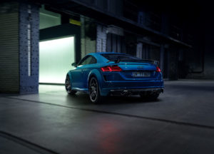 El nuevo Audi TT S Line Competition Plus exhibe deportividad y atención al detalle