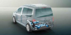 Todas las versiones del Volkswagen Caddy GNC