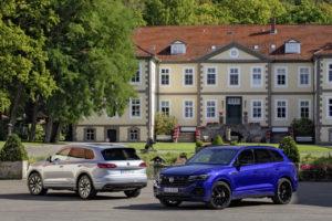Volkswagen Touareg R y Touareg eHybrid: el SUV Premium ahora es híbrido enchufable