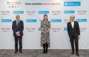 """""""Una ocasión para ayudar"""": Das WeltAuto cede siete vehículos a Aldeas Infantiles SOS"""