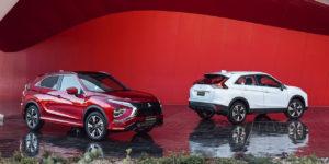 Mitsubishi se queda en Europa - Mitsubishi Eclipse Cross