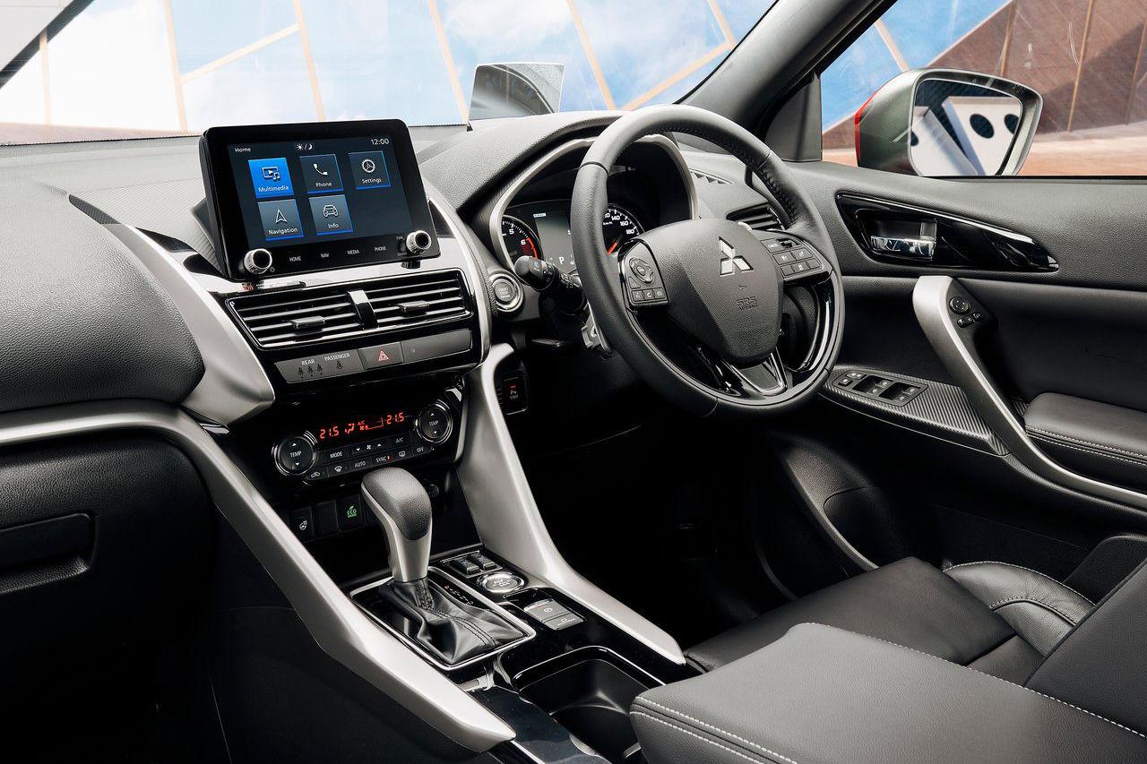 Las capacidades todoterreno del Mitsubishi Eclipse Cross PHEV