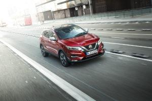 Conoce las nuevas motorizaciones para el Nissan Qashqai 2019