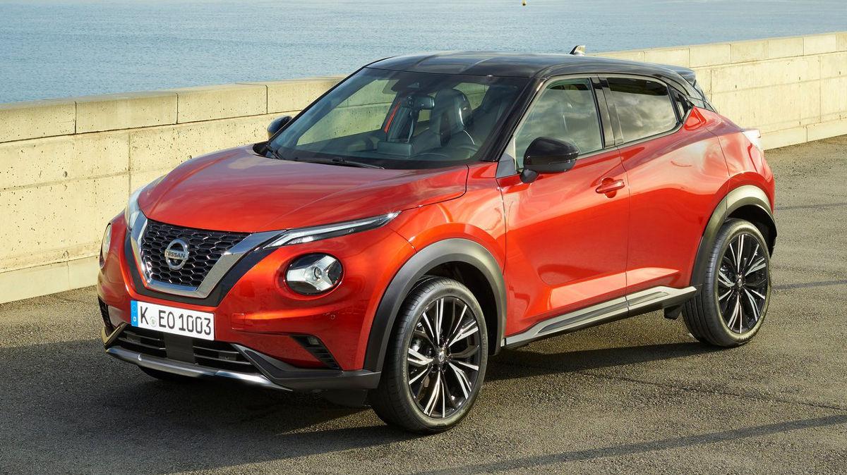 Las novedades y prototipos de Nissan en 2019 - Nissan Juke 2020