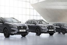 Nuevos acabados Nissan N-TEC Edition: diseño y tecnología