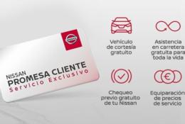 Conoce el servicio Nissan Promesa Cliente